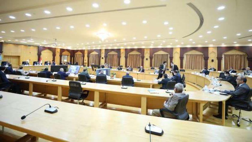 المجلس الأعلى للجامعات الحكومية