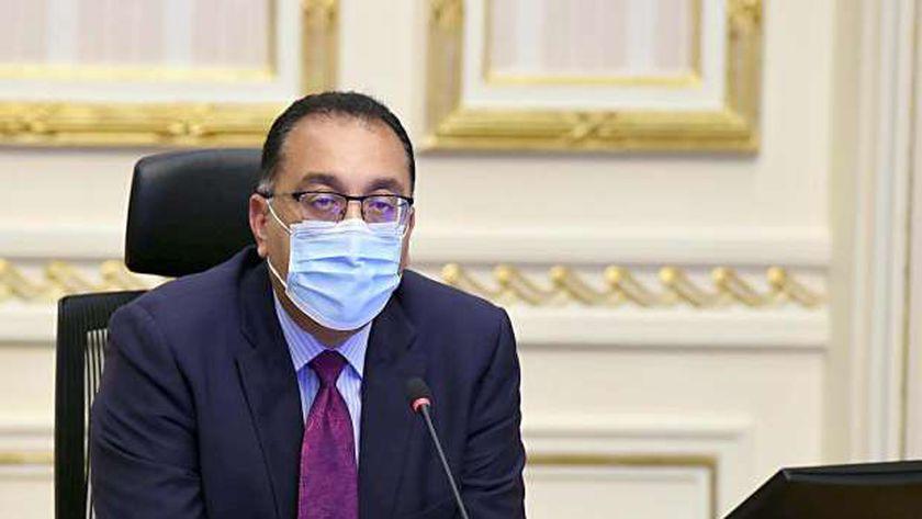 الدكتور مصطفي مدبولي رئيس مجلس الوزراء