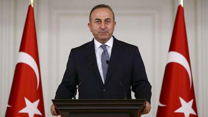 وزير الخارجية التركية