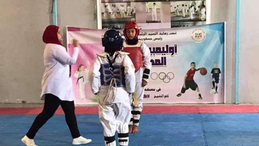 انطلاق التصفيات النهائية من اولمبياد الطفل المصري بكفر الشيخ تمهيدا لمنافسات القطاع