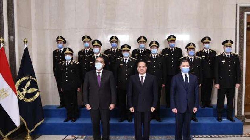 احتفالية الشرطة المصرية