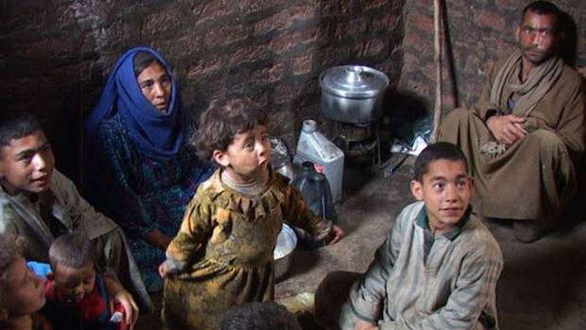 كثرة الإنجاب في الأسر الفقيرة