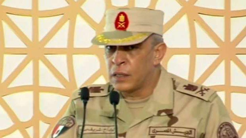 اللواء أركان حرب شريف صالح