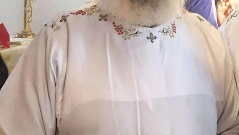 الراهب القمص أغابيوس الأنبا بيشوي
