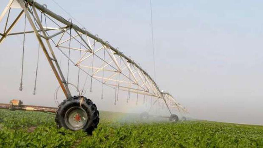 تفاصيل مشروع الدلتا الجديدة.. مساحات ضخمة لزراعة المحاصيل الاستراتيجية