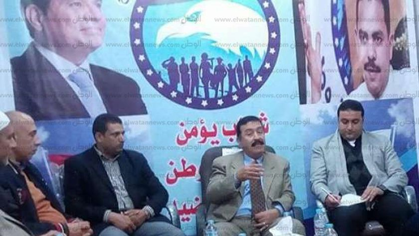 """قطاع وسط الدلتا بـ""""مستقبل وطن"""" ينظم صالون ثقافي بعنوان """"العملية الشاملة سيناء 2018 أمن وطن"""""""