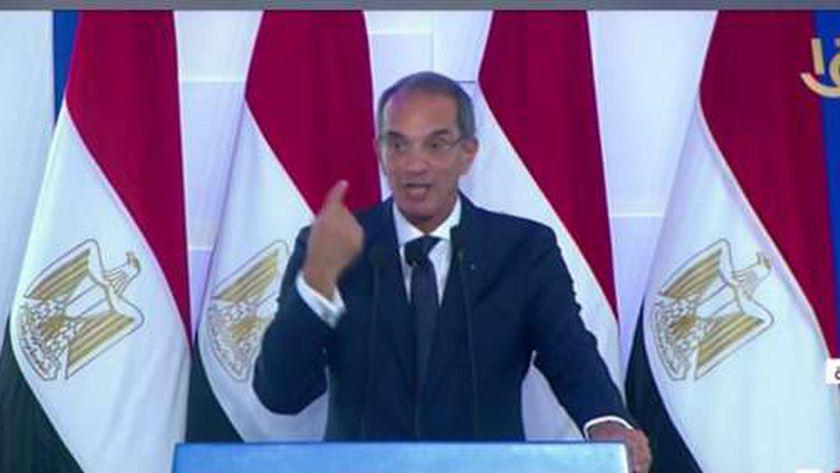 الدكتور عمرو طلعت .. وزير الاتصالات وتكنولوجيا المعلومات