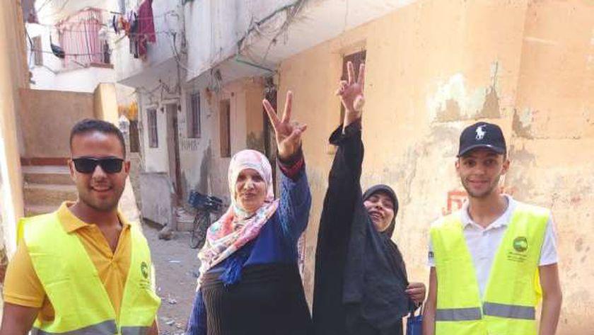 مستقبل وطن بكفر الشيخ ينظم حملة طرق الأبواب للتوعية بأهمية تلقى لقاح كورونا