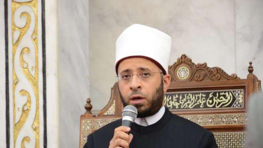 صورة مستشار الرئيس للشؤون الدينية: العصبية من مظاهر التخلف بين الشعوب – مصر