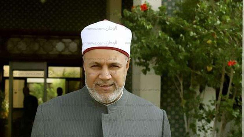 الدكتور محمد أبو زيد الأمير، نائب رئيس جامعة الأزهر