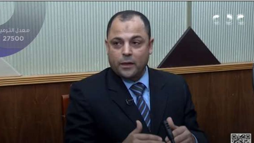 الإذاعي محمد مصطفى