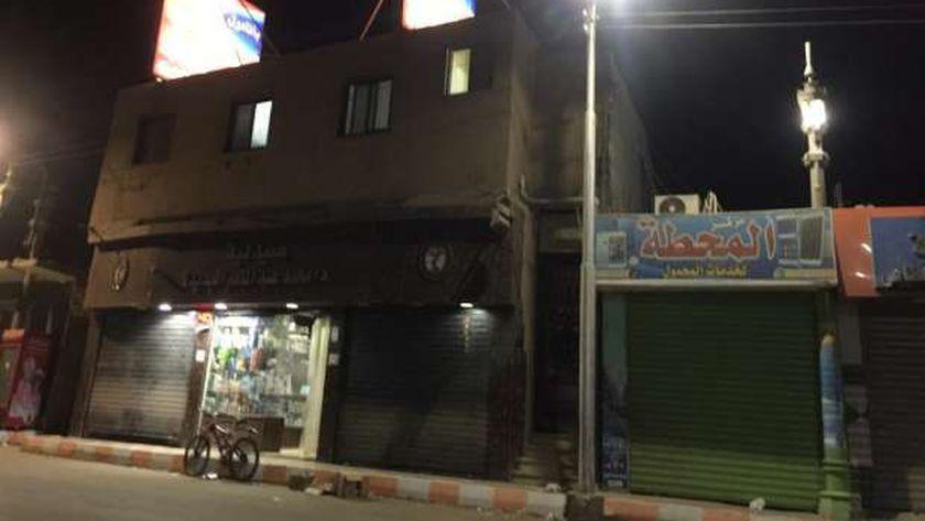 الرقابة الإدارية بالمنيا تضبط صاحب صيدلية يتاجر في الحبوب المخدرة
