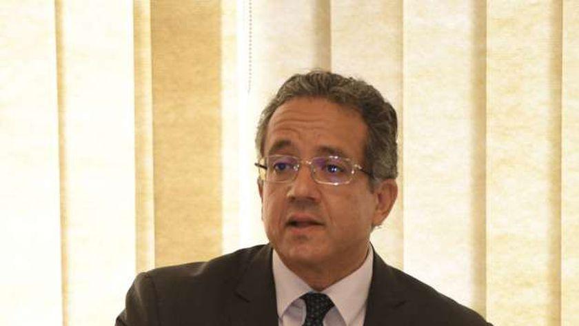 الدكتور خالد عناني وزير السياحة والآثار