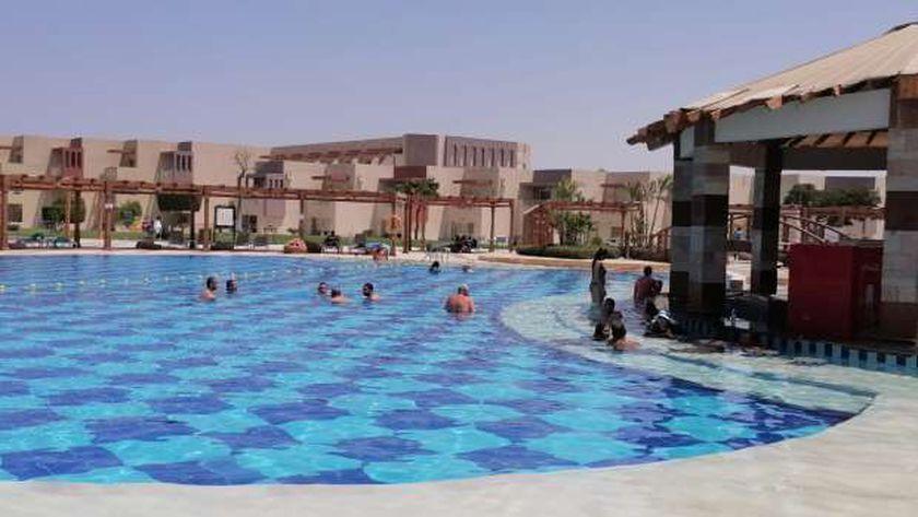 فنادق الغردقة كاملة العدد في العيد