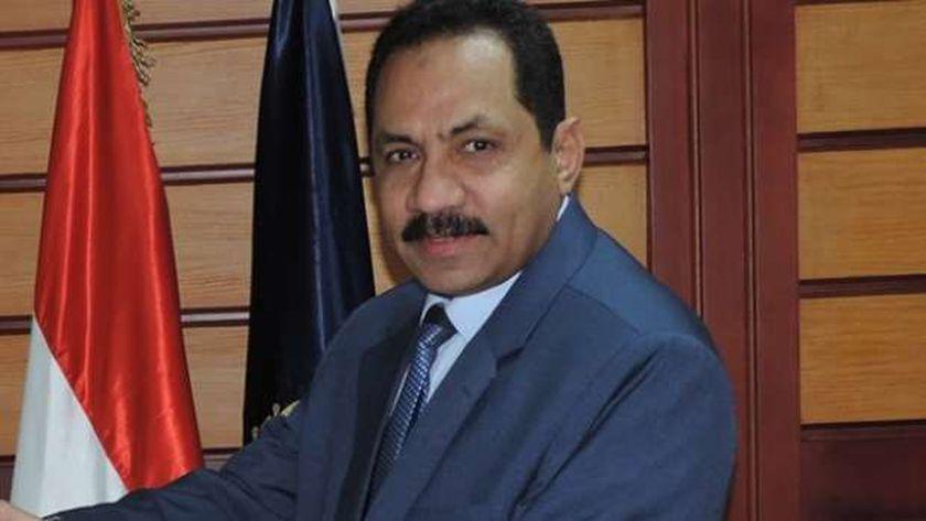 اللواء مصطفي النمر مدير أمن الإسكندرية