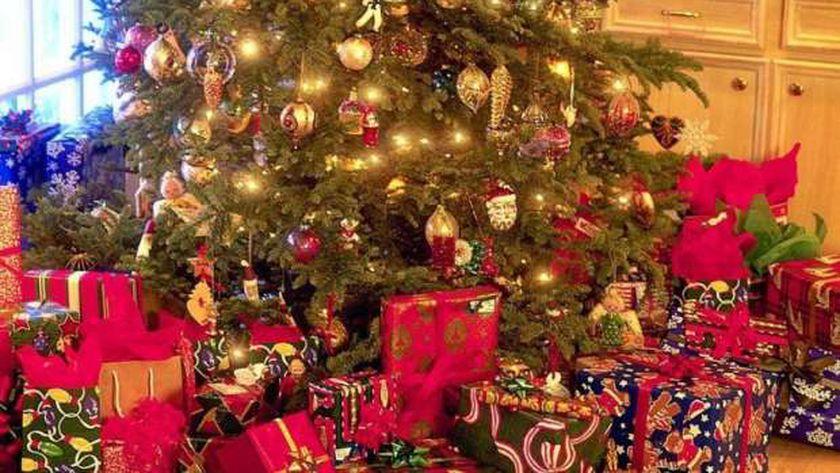 شجرة كريسماس