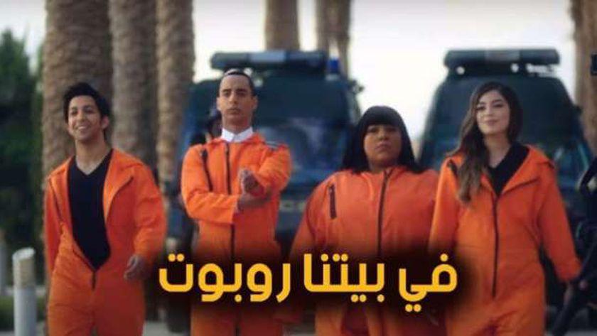 تردد قناة CBC ومواعيد عرض مسلسل في بيتنا روبوت