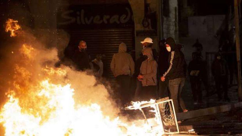 الاحتلال يواصل قمعه للفلسطينيين.. واشتباكات في القدس المحتلة