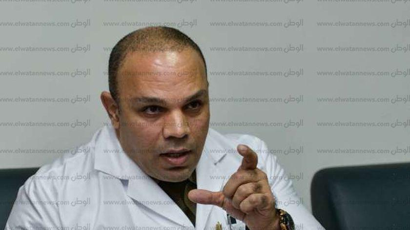 العقيد طبيب محمد دياب