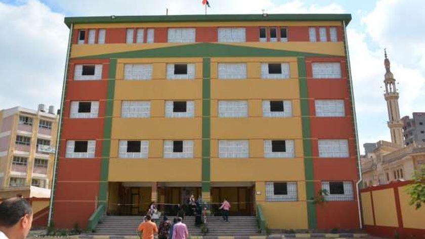 مدارس جديدة في الدقهلية