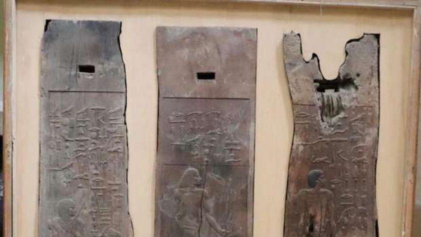 اللوحات الخشبية لـ«حسي رع» بالمتحف المصري