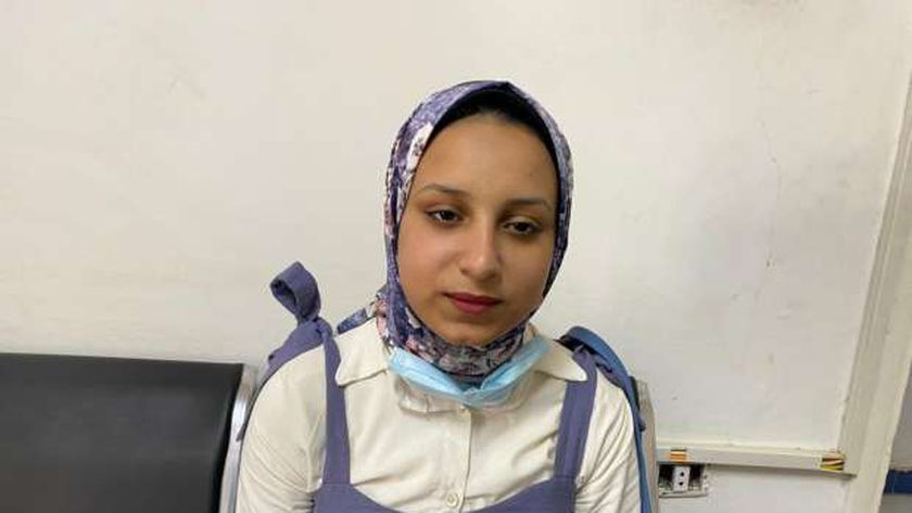 ابنة اول مصاب بالفطر الأسود بسوهاج: لا نجد ثمن العلاج لوالدي