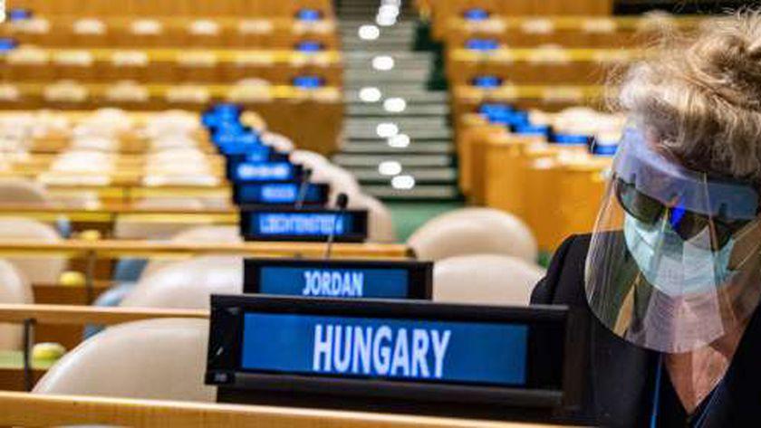 كاتالين بوجياي، ممثلة المجر في الأمم المتحدة