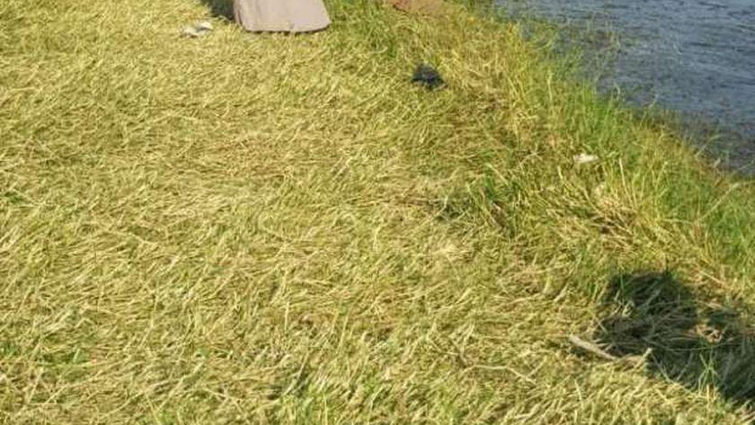 مصرع طفلتين غرقا اثناء الاستحمام في نهر النيل بسوهاج