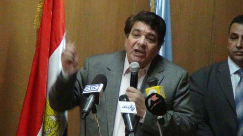 محمد عثمان رئيس لجنة التسويق السياحى بالصعيد