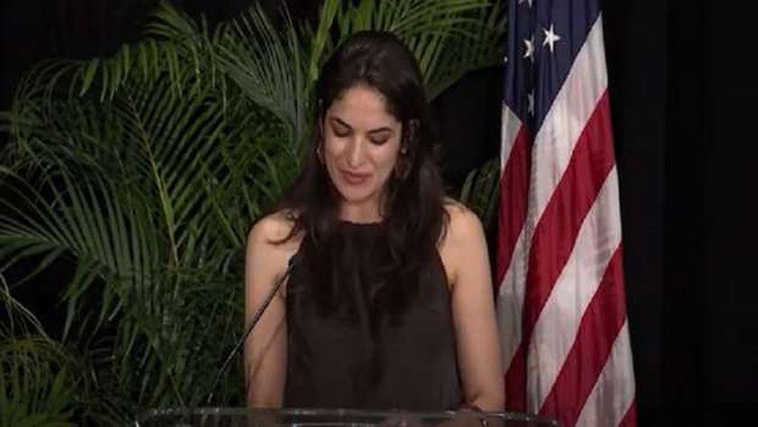ريما دودين من أصول عربية ضمن فريق بايدن