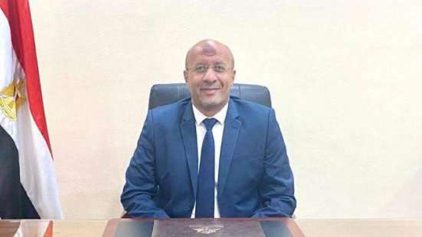الدكتور أحمد حسني الحيوي