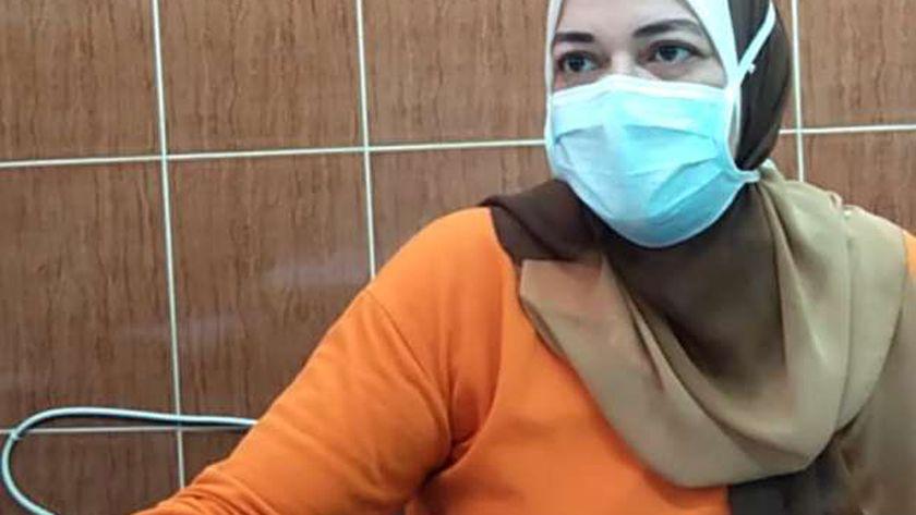 الدكتورة إيناس حمدي