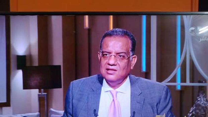 الكاتب الصحفي محمود مسلم رئيس تحرير جريدة الوطن