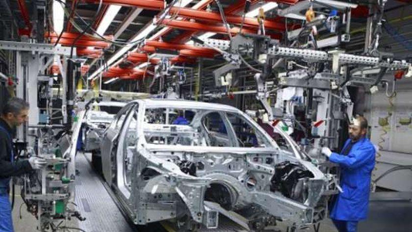 صناعة السيارات-ارشيفية