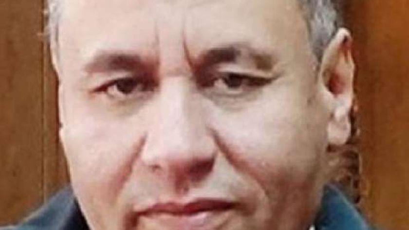 الدكتور رمضان محمد مدير المركز القومي للامتحانات