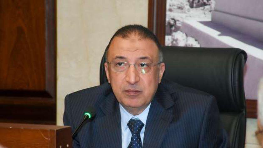 محافظ الإسكندرية