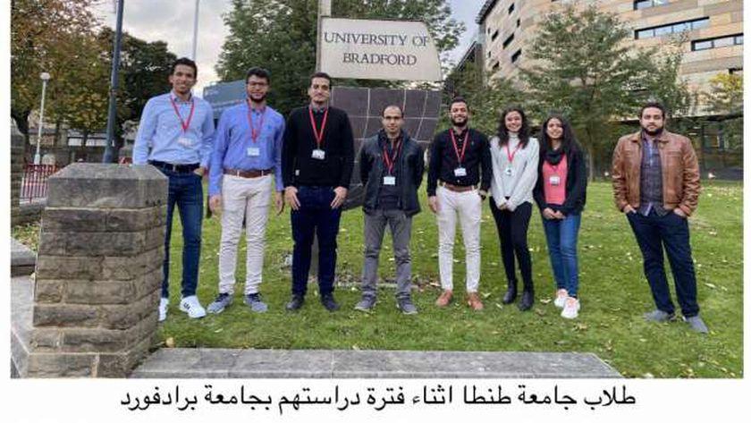 4 مشروعات لتبادل «طلاب طنطا» مع كبرى الجامعات بدول أوروبية