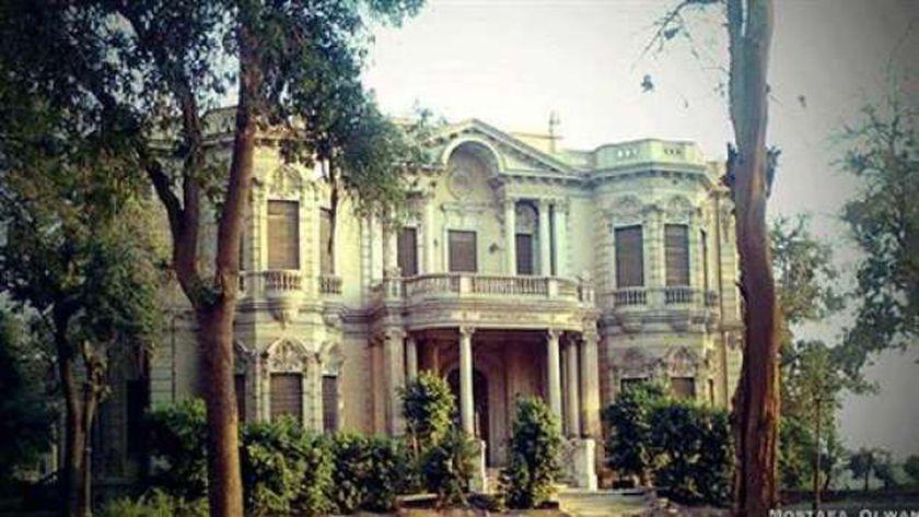 قصر ألكسان باشا بأسيوط