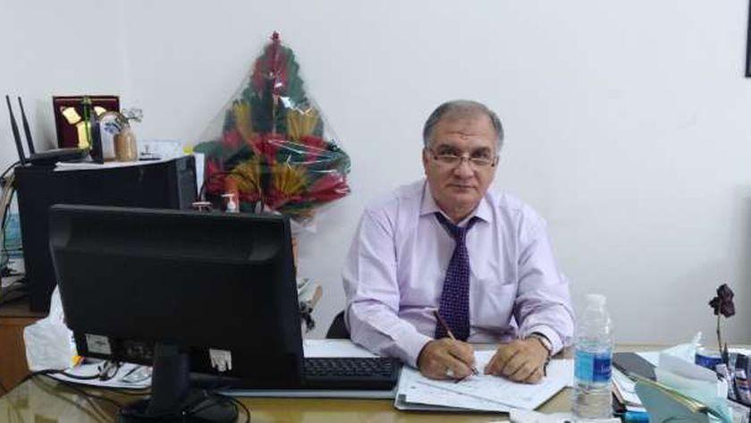 الدكتور سيد سالم الخبير بالمنظمة العربية للتنمية الزراعية