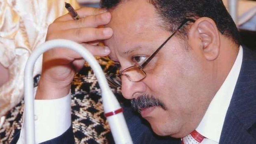 المهندس أحمد شعبان، الأمين العام لحزب التجمع فى الإسكندرية