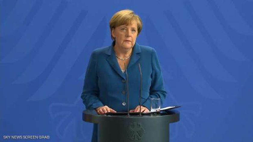 المستشارة الألمانية - أنجيلا ميركل