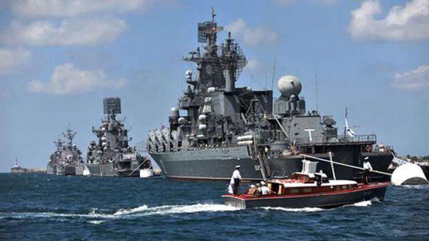 سفن ضمن البحرية الروسية