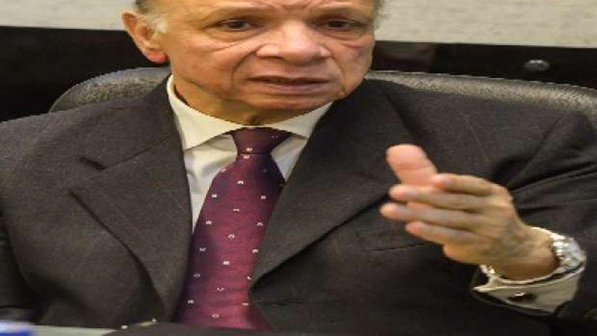 المهندس عاطف عبدالحميد، محافظ القاهرة