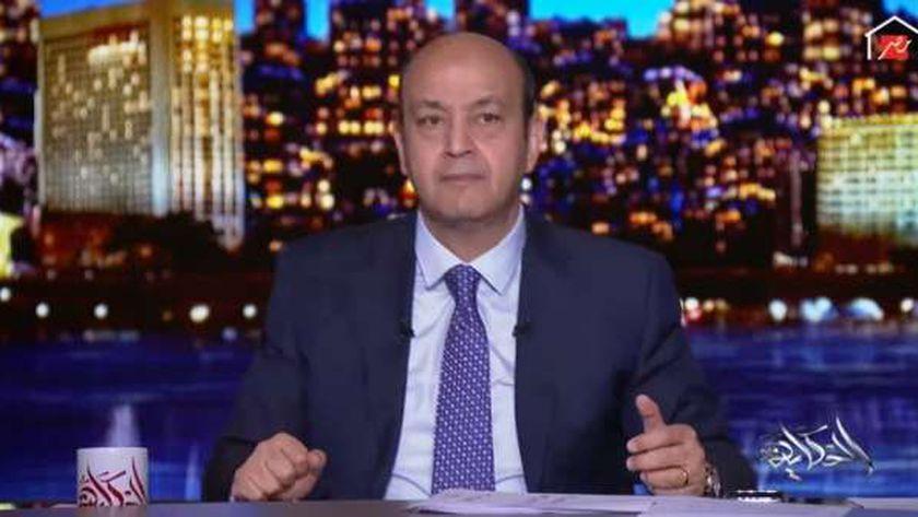 أديب عن الأزمة الليبية: أردوغان بلطجي المنطقة.. ومش هيفهم إلا لما يتضرب
