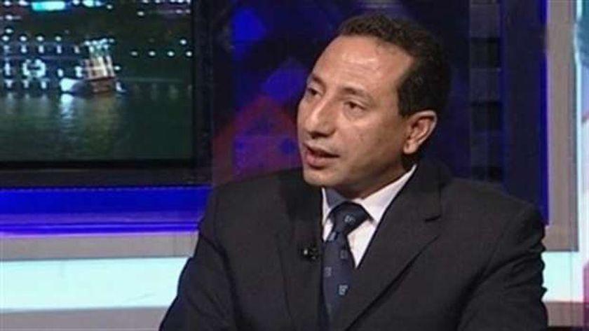 محمود محي الدين عضو مجلس النواب