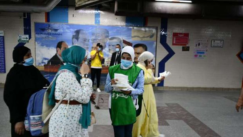 إقبال من مستخدمي المترو على المحفظة النقدية البديلة لتذاكر المترو