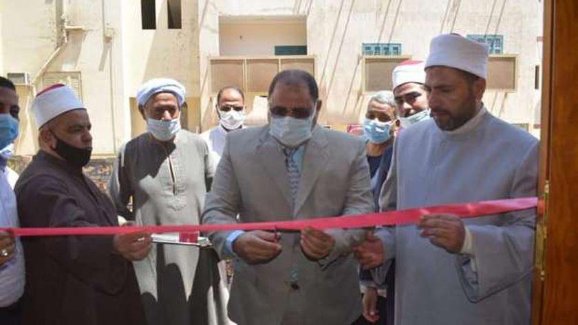 إفتتاح مسجد نسائم الرحمن بالغردقة