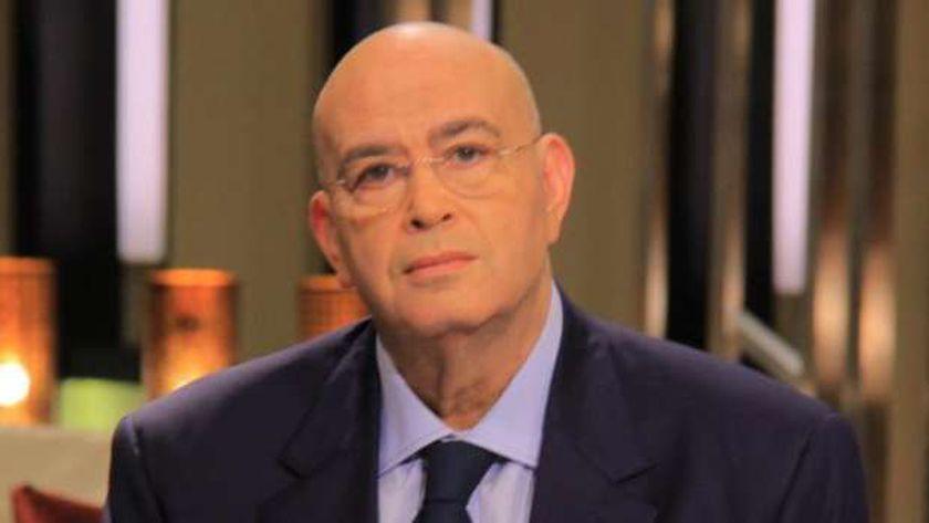 الكاتب الصحفي عماد الدين أديب