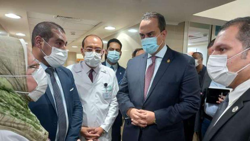 5 معلومات عن مجمع الإسماعيلية الطبي.. يخدم مليون و400 ألف مواطن