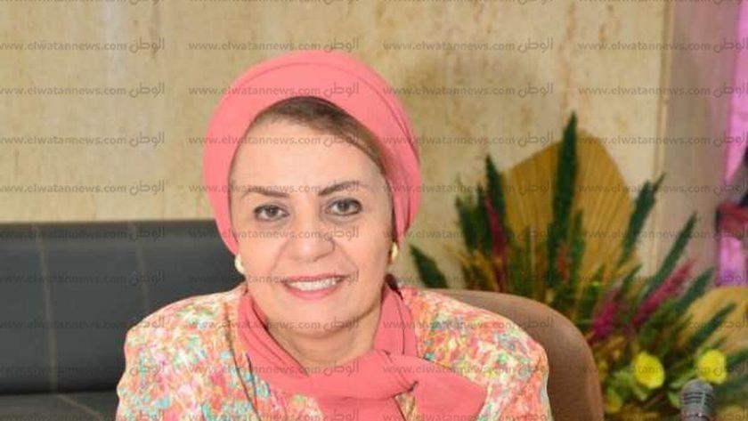 الدكتورة مها غانم